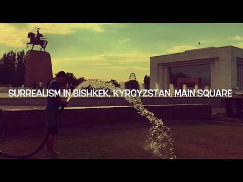Surreal Video from Kyrgyzstan | Short travel Clips | Mike del Ferro |