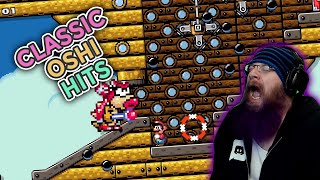 Classic Oshi Hits!  Vol 1. | Super Mario Maker 2 0% Expert with Oshikorosu
