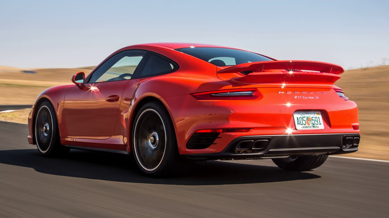 Porsche 9 11 Turbo - YouTube