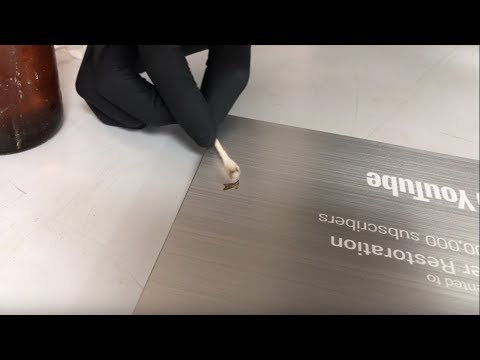 YouTube Creators Silver Award Unboxing Conservator Style