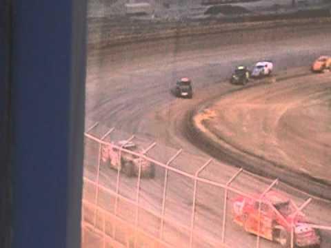 Dustin Hansen B-Main at Sweetwater Speedway