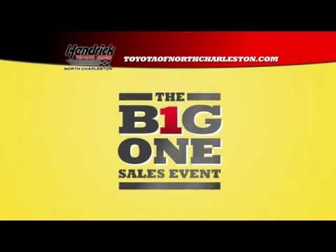 Toyota of North Charleston - THE B1G ONE