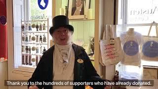 Mr. Bennet Crowdfunder Appeal
