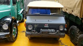 offroader oldtimer military super details truck RC tamiya