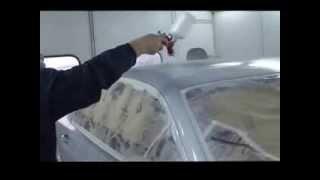 Покраска машины жидкой резиной Plasti Dip