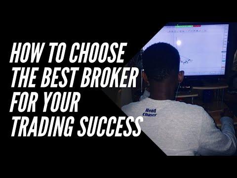 Choose best forex broker