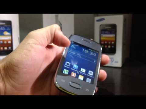 #Analise - Galaxy Pocket Neo (PT-BR)