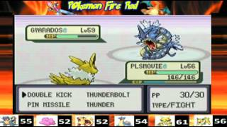 Pokemon Fire Red - Project #RedRooster Part 46 / The New Pokemon Champion of the world