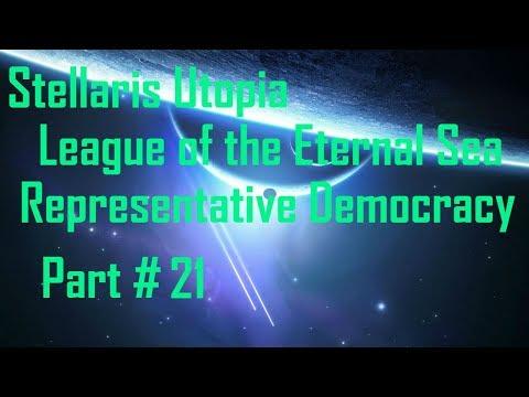 Stellaris Utopia/Synthetic Dawn: League of the Eternal Sea - Representative Democracy - Part 21