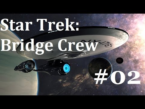 Star Trek: Bridge Crew #02 Holodeck-Spiele |