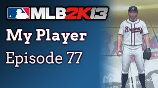 MLB 2K13 - My Player E77: National League Division Series vs Los Angeles Dodgers