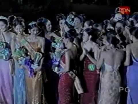 Miss Earth Philippines 2001 - Final and Crowning Moment