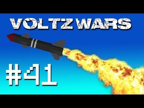 Minecraft Voltz Wars - Sea Farm Destroyed! #41