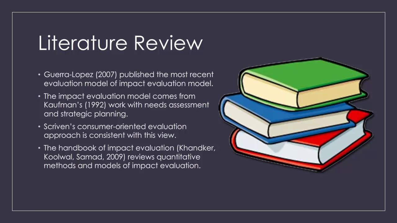 Impact assessment process | Download Scientific Diagram