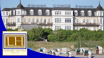 Luxury Hotels - Ahlbecker Hof - Seebad Ahlbeck