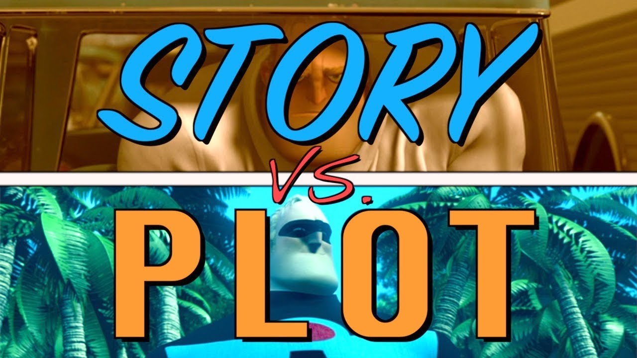 Download The Difference Between Story and Plot