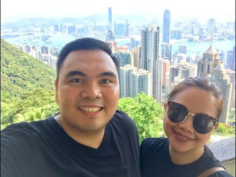 Dubai - Hongkong DAY 1 Travel Vlog 01