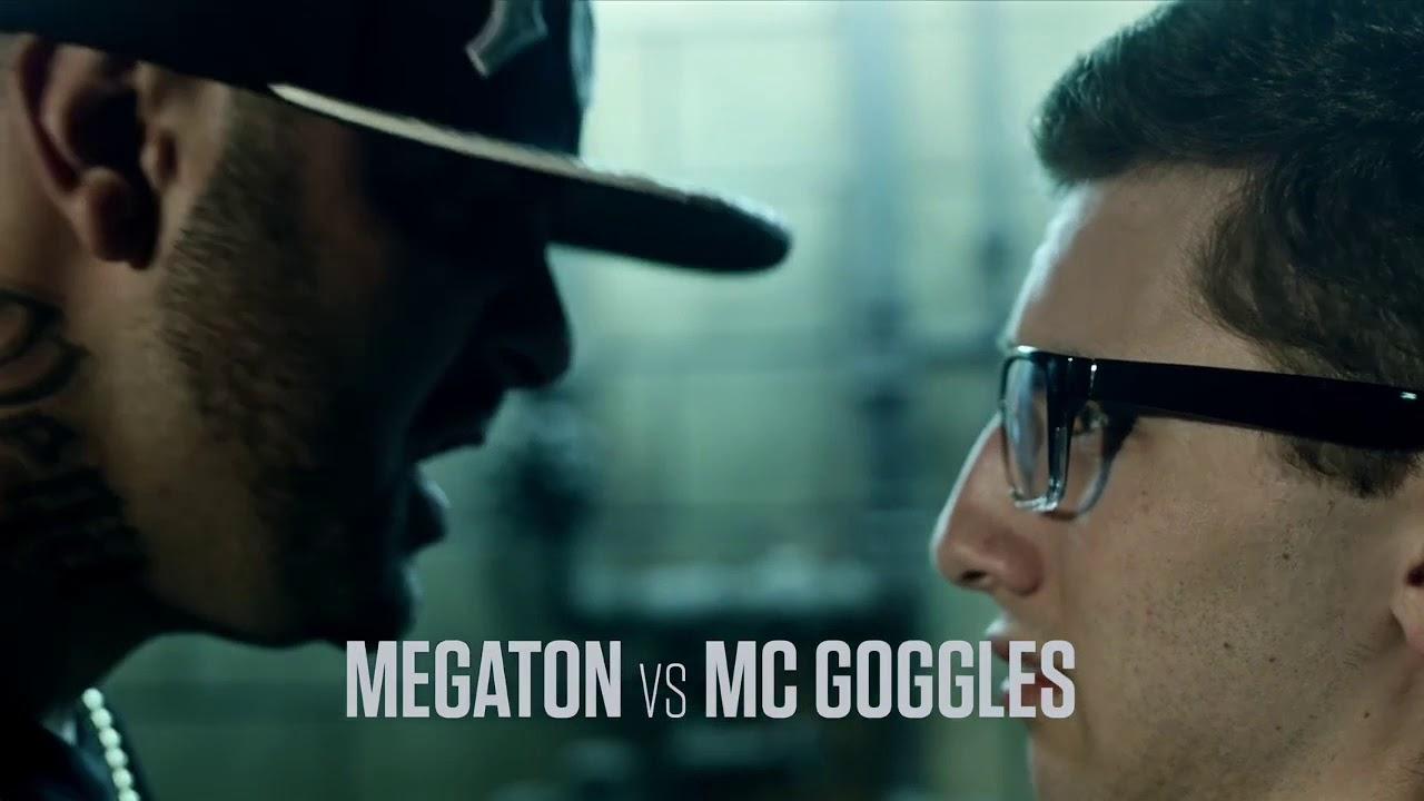 Download Bodied Rap Battles- MEGATON vs MC GOGGLES