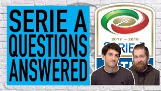Overhyped donnarumma? juventus' deserved scudetto? | serie a questions