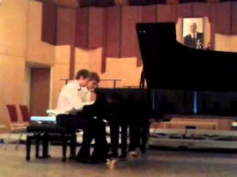 современные ансамбли для фортепиано в 4 руки