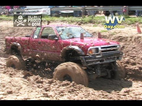 Deep Pit #6 HDMP Mud Bog Ohio May 4 2014