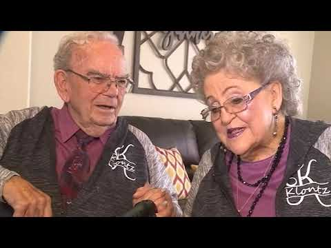 Andi and Kenny  - Married Couple Has Worn Matching Outfits Every Day for 67 Years