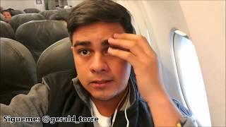 """Como Es Viajar en """"Clase Económica"""" Con Avianca   Gerald Torres"""