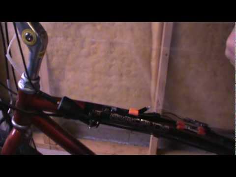 Bicycle Dynamo USB Charger