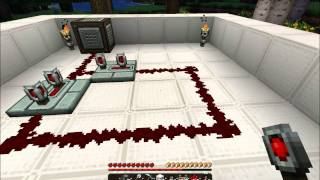 How To Build A Simple Redstone Clock/repeater In Minceraft 1.0.0