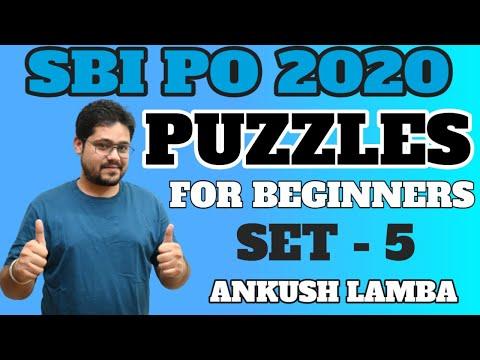 100 PUZZLE SERIES FOR BEGINNERS    SET - 5    ANKUSH LAMBA
