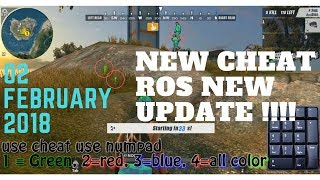 NEW UPDATE Cheat Rules Of Survival  02 February 2018