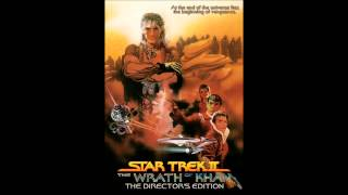 21 - Amazing Grace - James Horner - Star Trek II The Wrath Of Khan Expanded