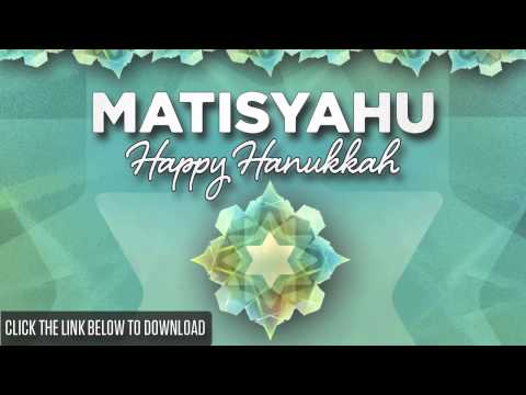 "Matisyahu ""Happy Hanukkah"" (New Song)"