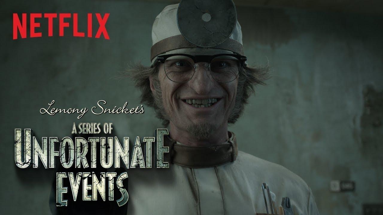 Download A Series Of Unfortunate Events - Season 2   Official Teaser [HD]   Netflix