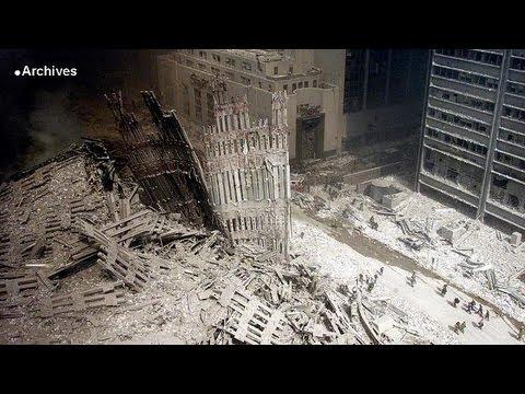 Башни близнецы теракт 11 сентября 2001 года в США фото
