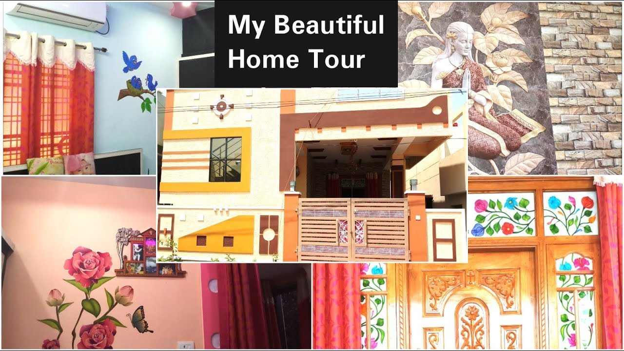 My Beautiful Home Tour /2 BH Independent House Tour