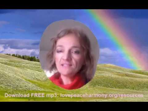 Love Peace Harmony Universal