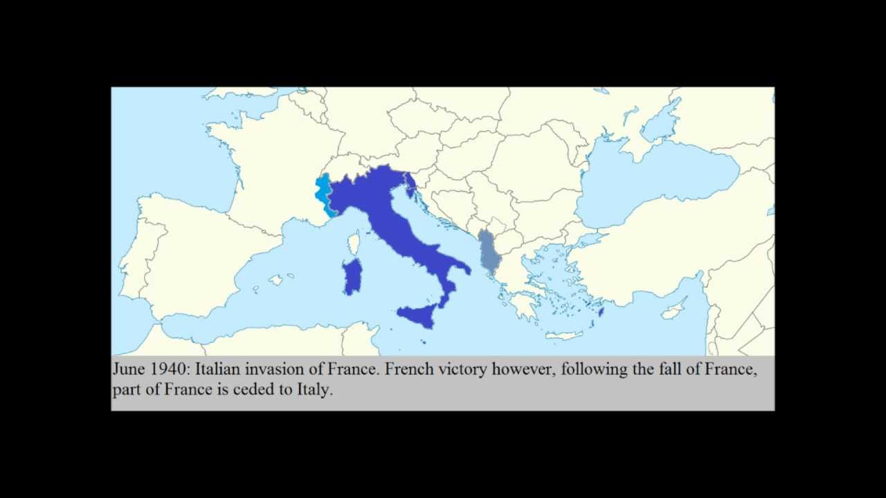 italy during ww2 europe youtube