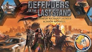 Defenders of the Last Stand — Origins Game Fair 2016