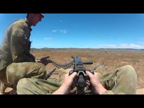Aust army DFSW basic course