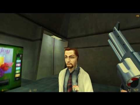 How To Kill Gordon Freeman Blue Shift