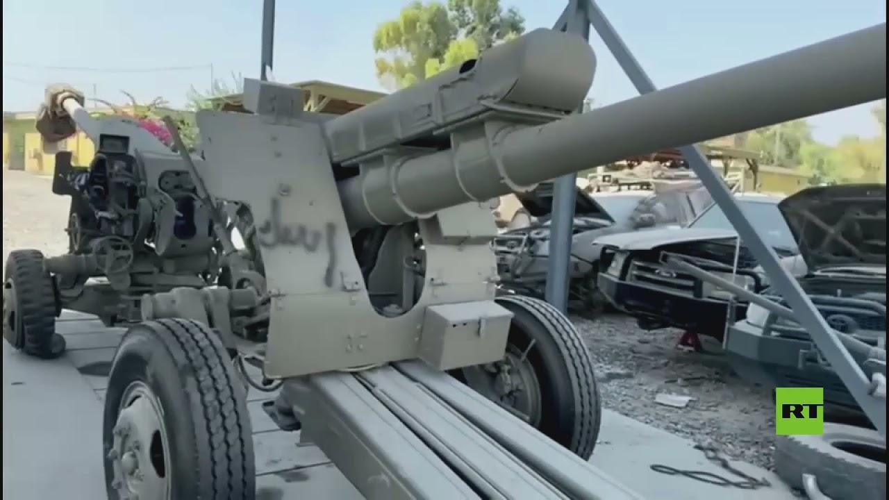 مشاهد من قاعدة عسكرية أمريكية في جلال آباد بأفغانستان  - نشر قبل 2 ساعة