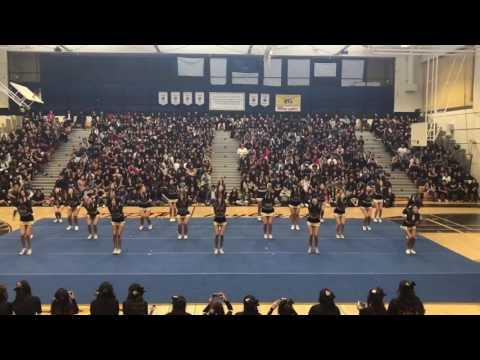 San Fernando Varsity Cheer