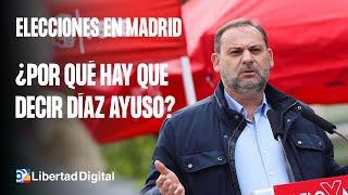 La última del PSOE para atacar a Ayuso: Ábalos quiere que se diga sólo