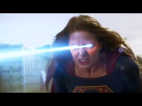 Best Scene Of Supergirl TV Series Till Now(Fight With Red Tornado)