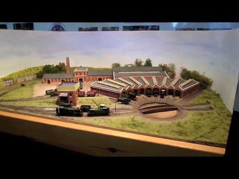 Helston & Falmouth Model Railway Club Exhibition April 2017 – Part 2