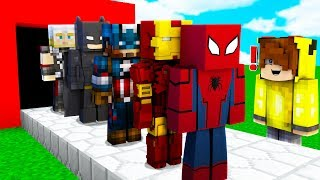 ISMETRG SÜPER KAHRAMAN ÜRETTİ! 😱 - Minecraft