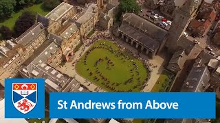 St Andrews from Above
