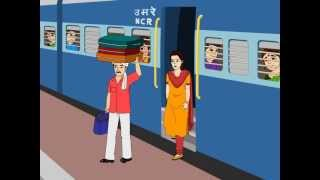 funny video indian railways thumbnail