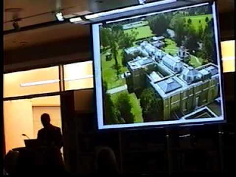 Fresno Met Museum - 4/11/09 Dutch Italianates lecture with Dr. Xavier Salomon - Part 1 of 7